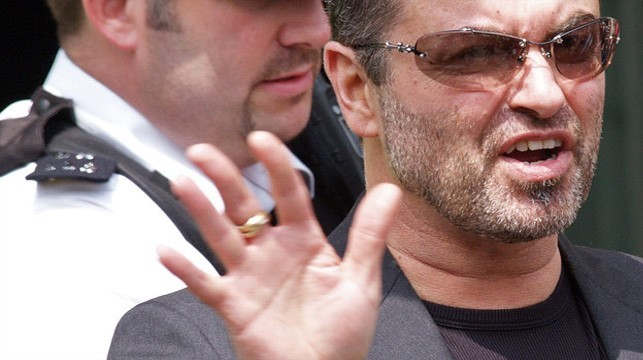 O cantor foi preso por atentado ao pudor (Foto: Divulgação)