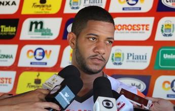 """Vinicius chega ao Galo e se diz pronto para jogar: """"Venho bem fisicamente"""""""