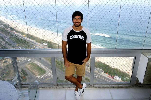 Hugo Moura (Foto: Marcos Ferreira/ Ag. Brazil News)