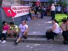 Agricultores protestam no Rio Grande do Sul e em Pernambuco