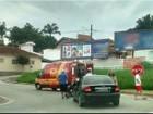 Rapaz sem carteira de habilitação atropela idosa em São Roque