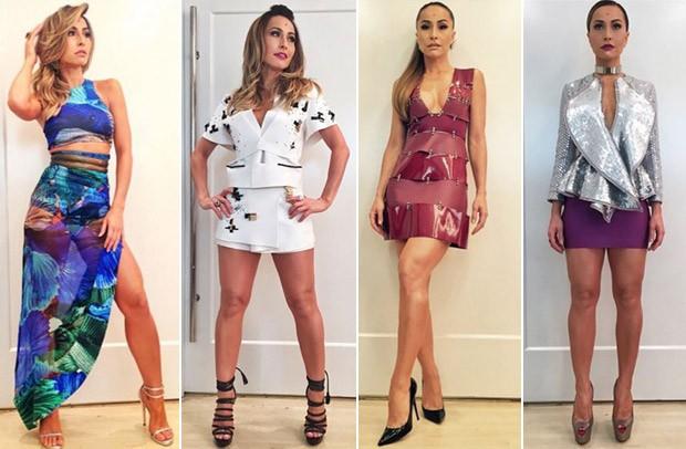 Sabrina Sato tornou-se cone de moda com ajuda do stylist Yan Acioli, responsvel por montar os looks grifados da apresentadora  (Foto: Reproduo/Instagram)