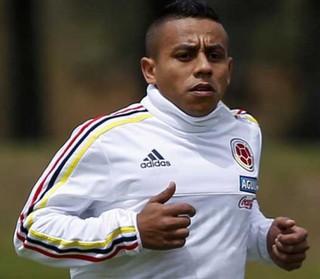 Vladimir Hernández, do Junior Barranquilla, interessa ao Santos (Foto: Divulgação)