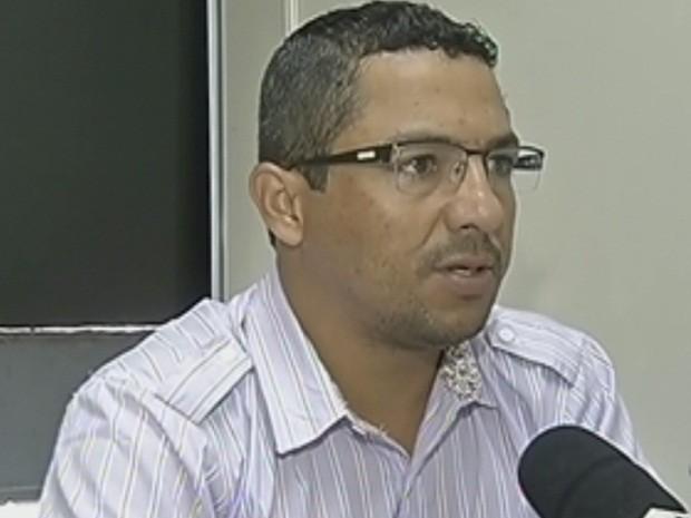 Vereador 'Choquito' teria tentado o suicídio na noite de sexta-feira (Foto: Reprodução TV TEM)