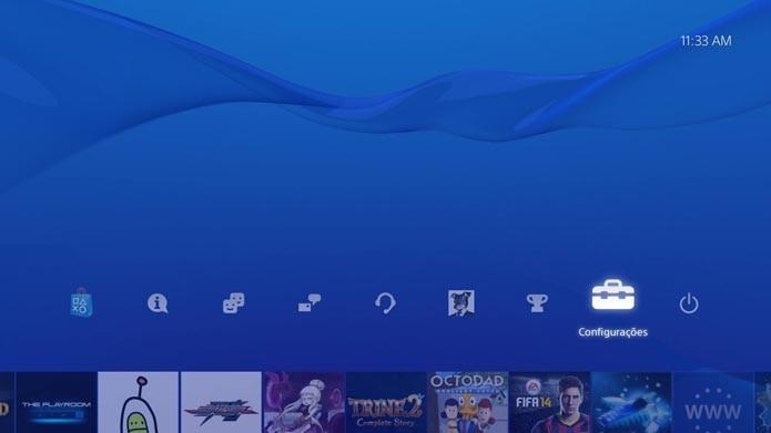 PS4: aprenda a configurar as opções de privacidade do console (Foto: Reprodução/Murilo Molina)