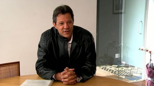 Fernando Haddad começa a traçar o futuro político
