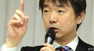 Hashimoto disse que escravas sexuais durante a guerra foram necessárias (Foto: AFP)