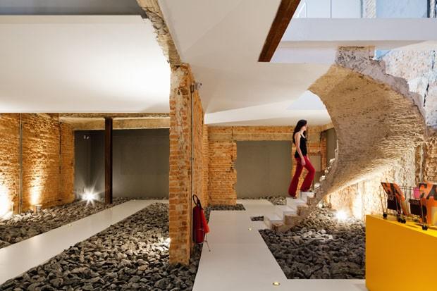 O edif cio mais urbano de s o paulo casa vogue ambientes - Arquitectos de interiores famosos ...