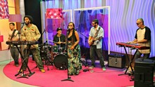 Banda GrooVI fala sobre SuperStar: 'Vamos surpreender' (Maicon Hinrichsen/RBS TV)