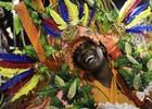 Império faz batuques para 'tremer o chão' (Ricardo Moraes/Reuters)