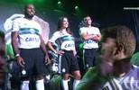Coritiba lança seu novo uniforme