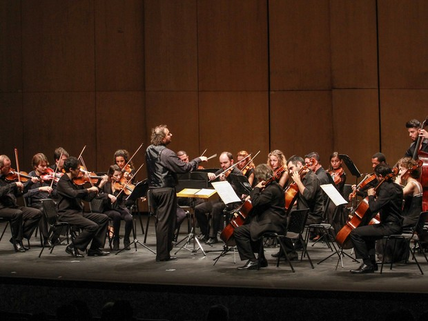 Orquestra de Ouro Preto apresenta Música das Américas (Foto: Nathalia Torres/ Divulgação)