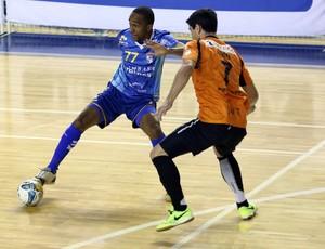 Minas x Carlos Barbosa, Belo Horizonte, Arena Minas, Liga Futsal (Foto: Comunicação Minas Tênis Clube)