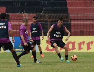 Atlético-PR treino (Foto: Bruno Baggio/Site oficial do Atlético-PR)