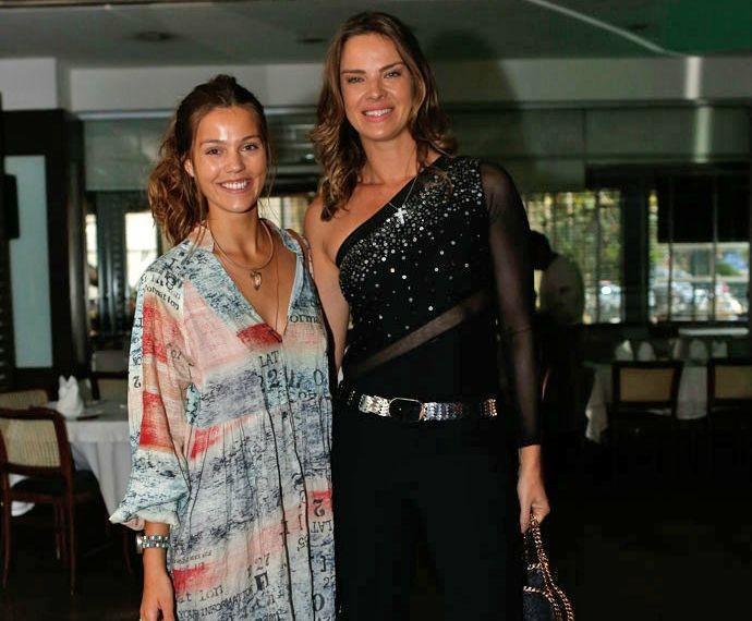 Pâmela Tomé e Letícia Birkheuer (Foto: Ellen Soares/Gshow)
