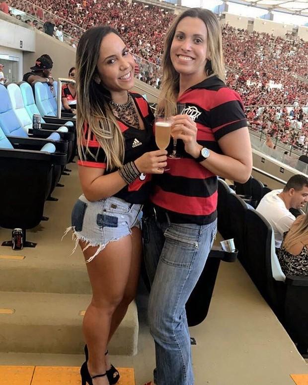Mulher Melão e Adry Santos (Foto: Reprodução / Instagram)
