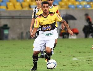 Botafogo x Criciúma Wellington Bruno  (Foto: Fernando Ribeiro/Criciúma EC)