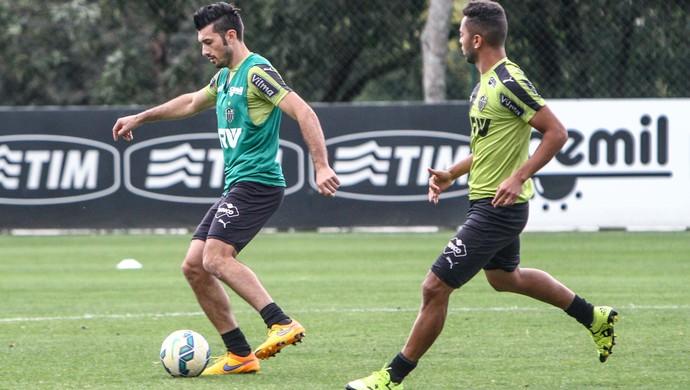 Dátolo; Atlético-MG (Foto: Bruno Cantini/CAM)