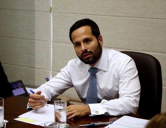 O ex-ministro da Cultura Marcelo Calero (Foto: Acácio Pinheiro/Minc)