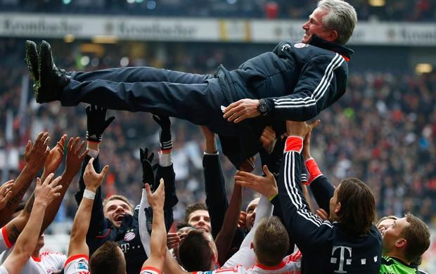 Jupp Heynckes Bayern de Munique (Foto: Reuters)