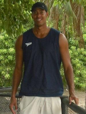 Daniel Filé, pivô da Liga Sorocabana (Foto: Divulgação / Liga Sorocabana)
