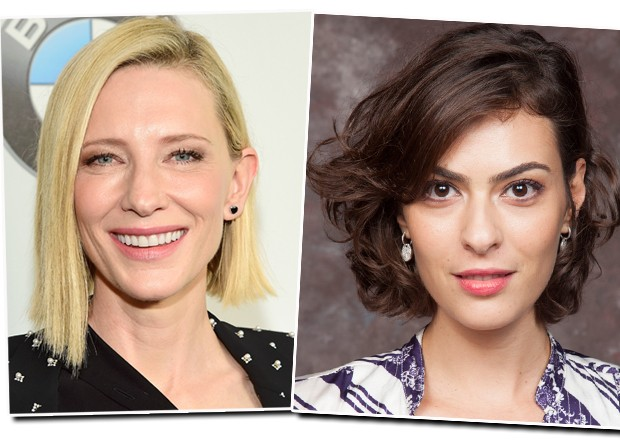 Cate Blanchett e Isabel Wilker (Foto: Divulgação)