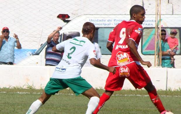 Boa Esporte empata em 4 a 4 com o Uberlândia. (Foto: Assessoria Imprensa Boa Esporte)