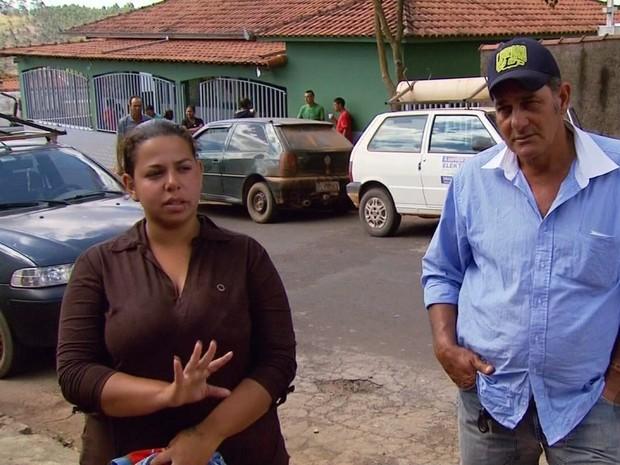 Família acredita que jovem tenha sido espancado (Foto: Reprodução EPTV)