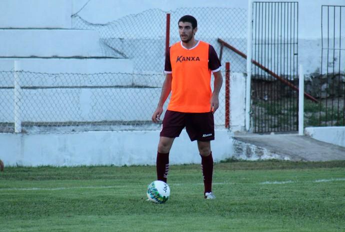 América-RN - Ita, zagueiro (Foto: Canindé Pereira/América FC/Divulgação)