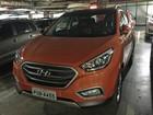 Hyundai ix35 com visual renovado é flagrado por internauta em São Paulo