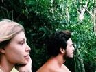 Namorada de Ricardo dos Santos faz homenagem a surfista na web