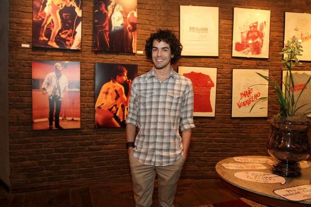 Sam Alves (Foto: Henrique Oliveira / AgNews)