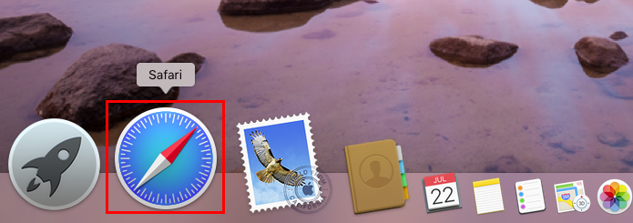 Executando o Safari no macOS (Foto: Reprodução/Edivaldo Brito)