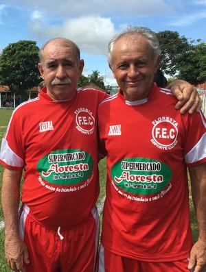 George Luiz Contini, José Aparecido Balotari, 1ª Copa Interdistritos, Presidente Prudente (Foto: Murilo Rincon / GloboEsporte.com)