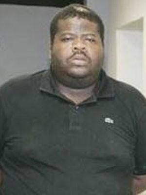 Suspeito conhecido como 'Fat family' foi baleado no rosto (Foto: Divulgação/Polícia Civil)