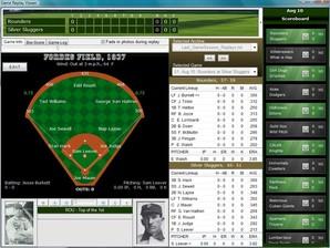 Nostalgia Simulation Baseball