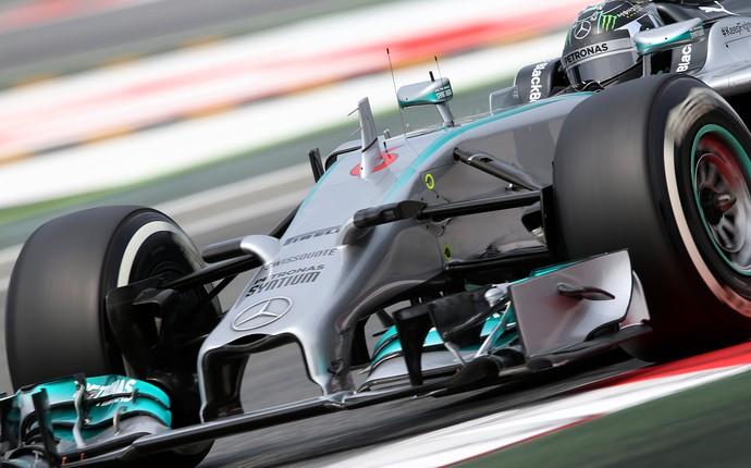 Nico Rosberg, treino GP da Espanha (Foto: Getty)