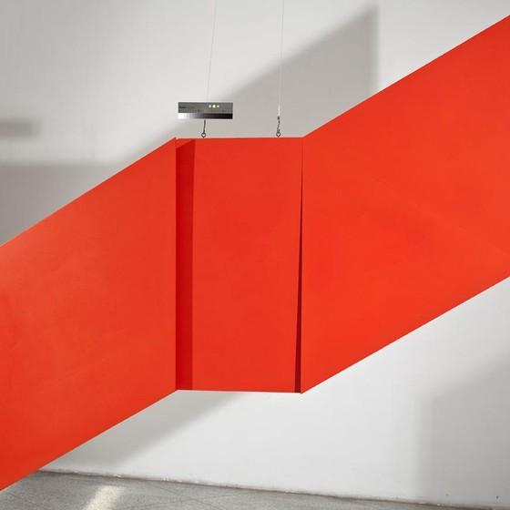 Obra do carioca Hélio Oiticica que agora está no Museu de Arte Moderna de Nova York (Foto: Divulgação)