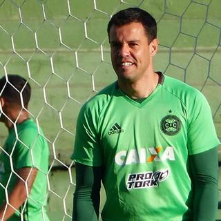 Wilson Coritiba (Foto: Monique Silva)