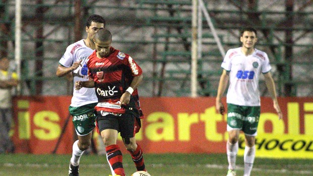 jogo Oeste Guarani (Foto: Futura Press)
