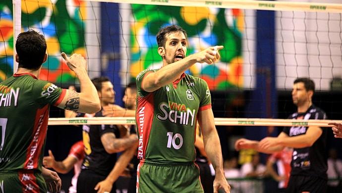Campinas x Bento Vôlei Superliga masculina volei (Foto: Cinara Piccolo / Vôlei Brasil Kirin)