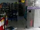 Bandidos invadem farmácia em Boa Viagem e explodem caixa eletrônico