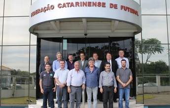 Após morte de Delfim, Rubens Renato Angelotti assume presidência da FCF
