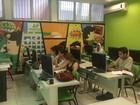 Curso oferece 100 vagas gratuitas em aulas de informática e línguas; confira