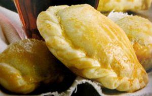 Receita argentina de empanadas de carne