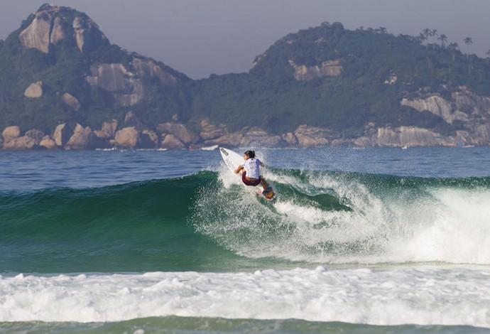 Surfe - WCT Rio de Janeiro - Silvana Lima (Foto: ASP/Kirstin Scholtz)