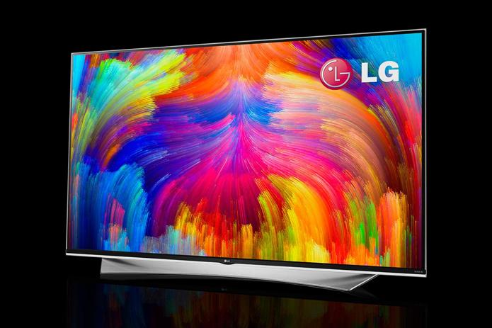 Já existem alguns televisores com pontos quânticos no mercado. É fácil identificá-los a partir da abreviatura QD (Foto: Divulgação/LG)