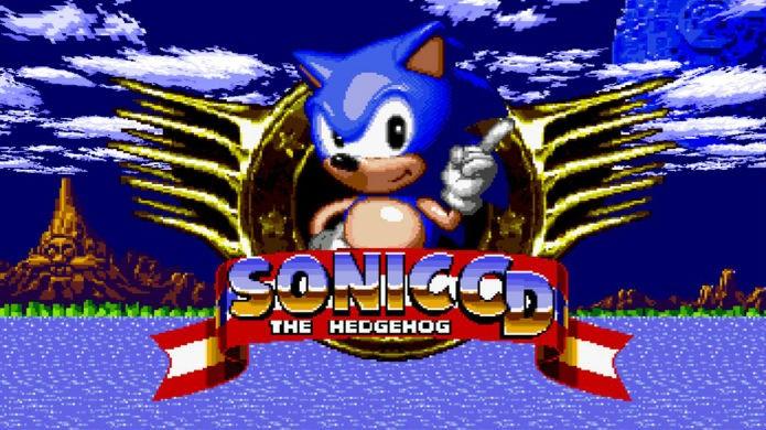 Sonic CD é embalado pela inesquecível Sonic Boom (Foto: Reprodução/YouTube)