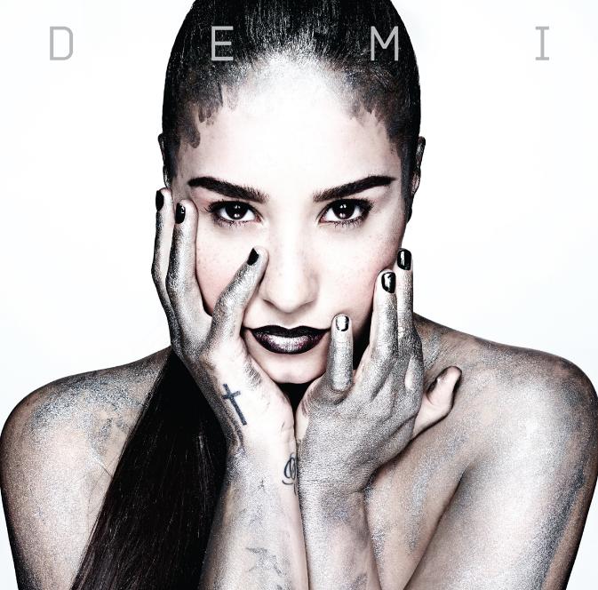 Capa do novo disco de Demi Lovato (Foto: Reprodução)