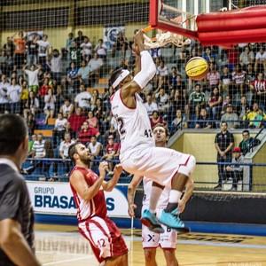 Liga Sorocabana x Paulistano Paulista de basquete (Foto: Murilo Amadei / LSB)